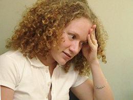 woman suffering adhd symptoms